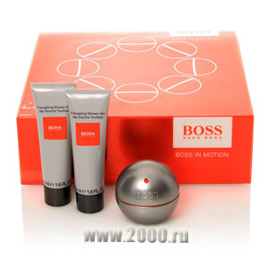 Boss In Motion от Hugo Boss