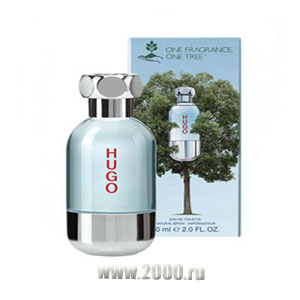 Hugo Element от Hugo Boss Туалетная вода One Fragrance One Tree 40 мл