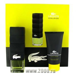 Challenge от Lacoste