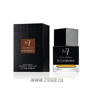 La Collection YSL: М7 Oud Absolu