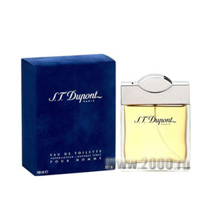 Dupont pour homme от S.T. Dupont