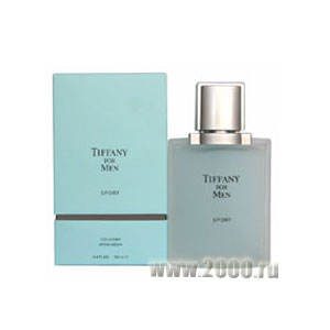 Tiffany for Men Sport Cologne от Tiffany