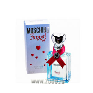 Moschino Funny от Moschino Туалетная вода 50 мл