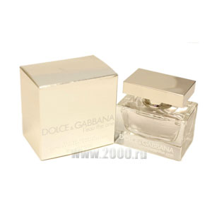 L`Eau The One от Dolce & Gabbana