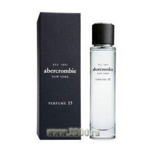 Perfume №15 от Abercrombie & Fitch Туалетные духи 30 мл
