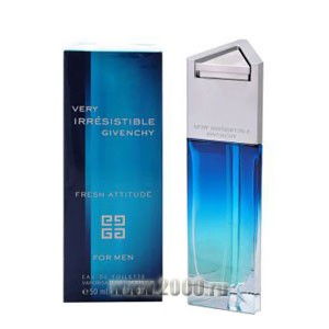 Very Irresistible Fresh Attitude for Men - от Givenchy